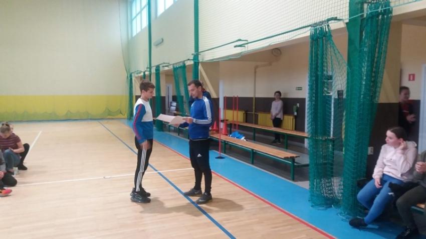 Półfinał Powiatowy w Koszykówce 3x3