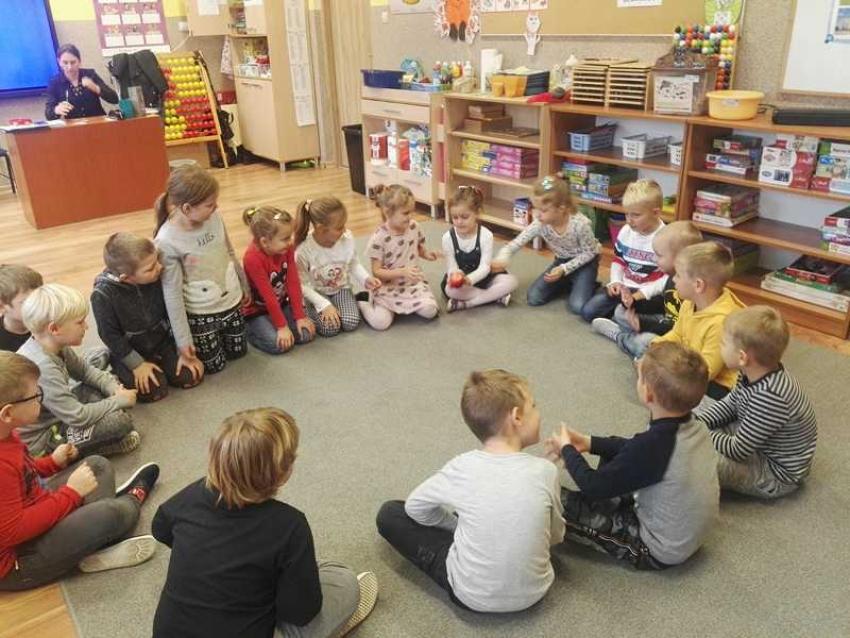 Dzień Postaci z Bajek w oddziale przedszkolnym 0b