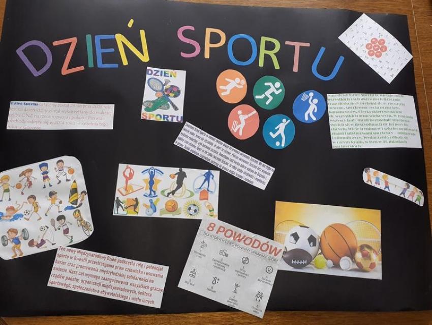 Dzień  Sportu Szkolnego