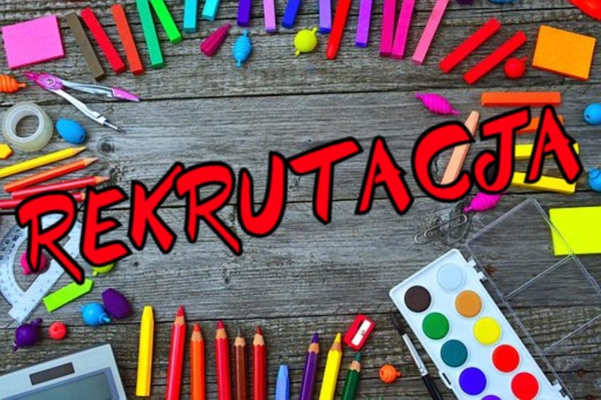 Harmonogram rekrutacji do szkół ponadpodstawowych w powiecie bytowskim